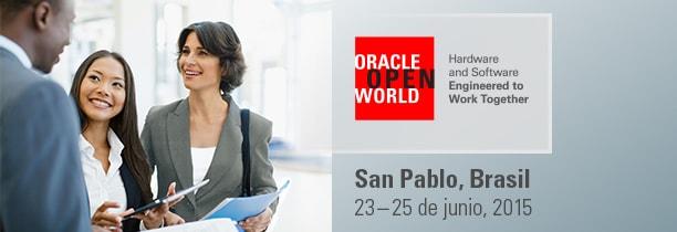 Oracle OpenWorld Latin America Keynotes, el Mejor Espacio para Expresar nuestras Ideas