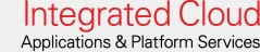 Integrated Cloud Applications & Platform Services