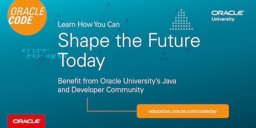 Join Oracle University at an Oracle Code event