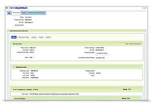Oracle TBE Performance Management Cloud Service