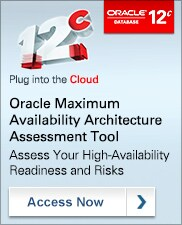 Oracle Maximum Availability Architecture Assessment Tool