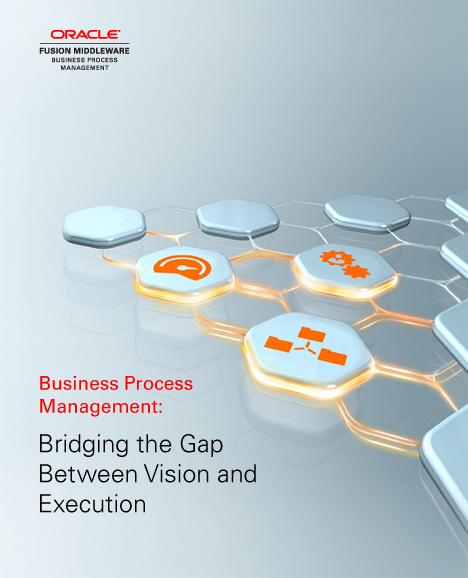 Oracle Business Process Management Suite eBook