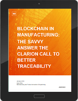 Blockchain Manufacturing Whitepaper