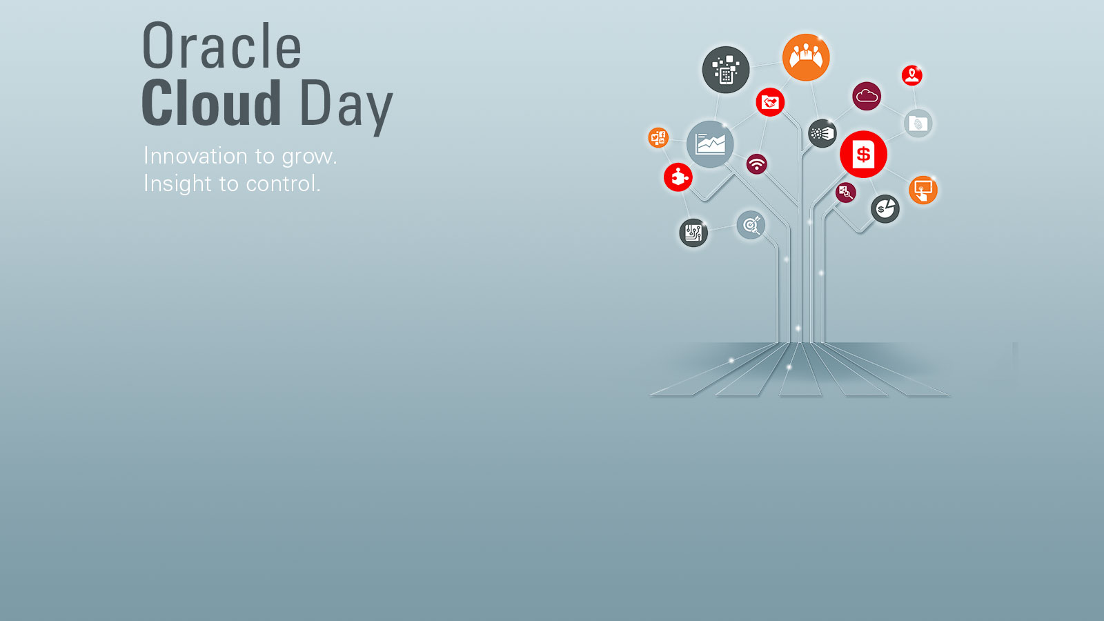 Oracle Cloud Day 2016 op dinsdag 6 december, RAI Amsterdam