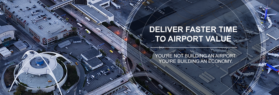 Deliver Faster Time to Airport Value
