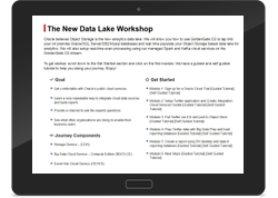Data Lake Workshop