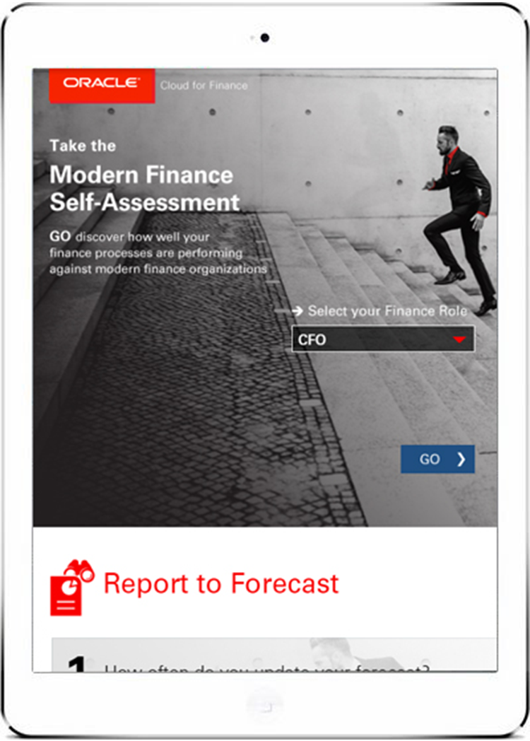 Take the Modern Finance Self-Assessment