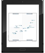 Gartner Magic Quadrant for Sales Force Automation