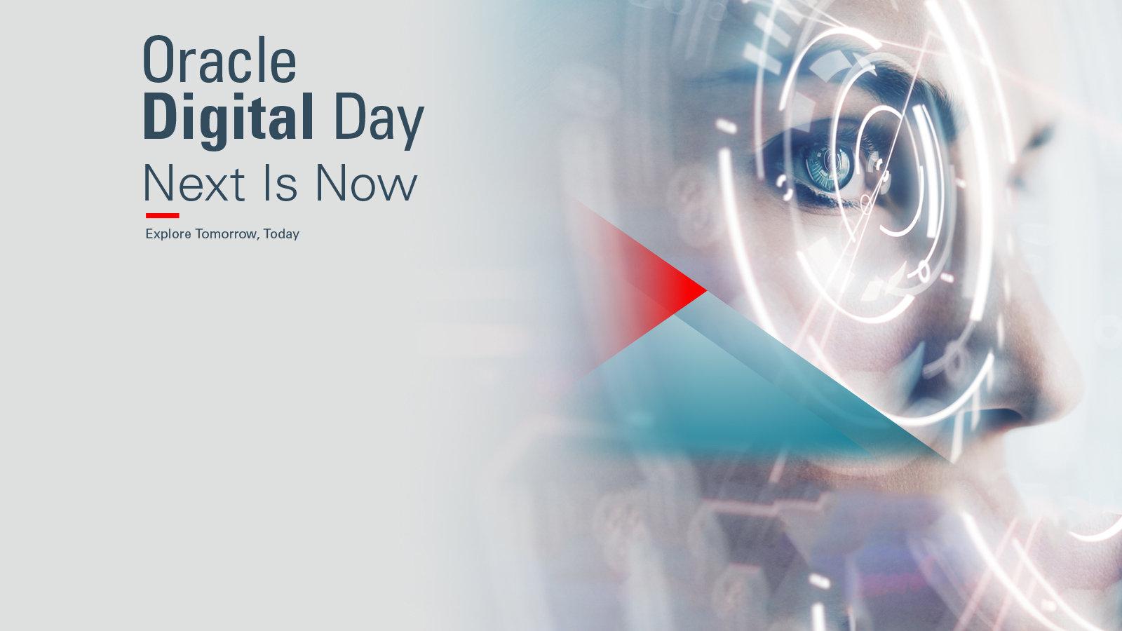 Oracle Digital Day