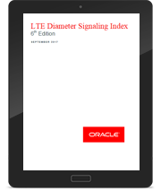 6th annual LTE Diameter Signaling Index report