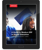 Modern ERP in Higher Education