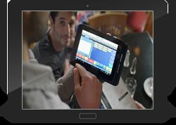 Oracle MICROS 700 Series Tablets
