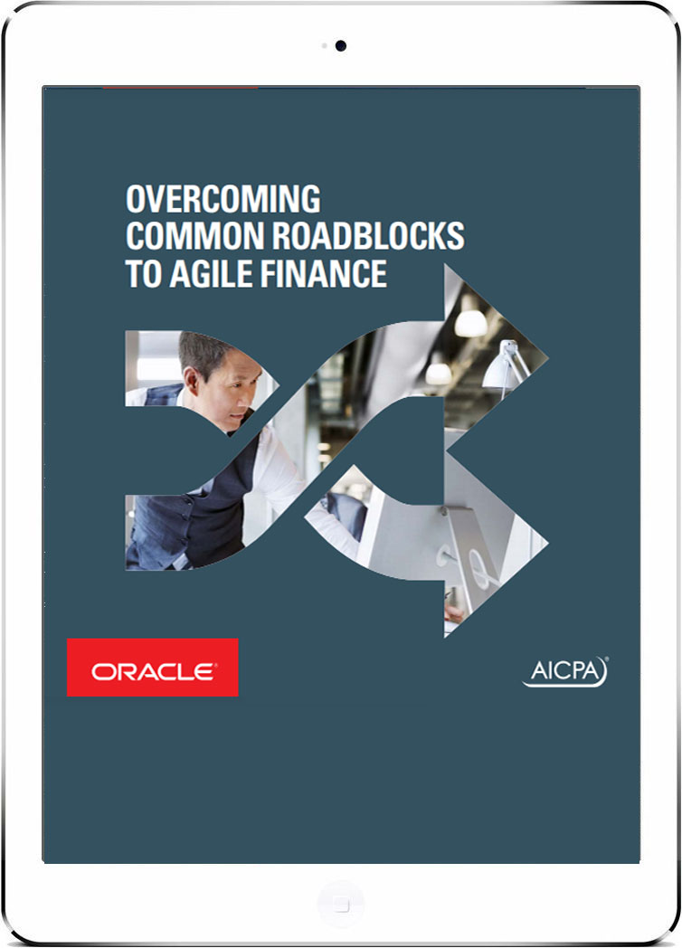 Read the Overcoming Common Roadblocks to Agile Finance eBook