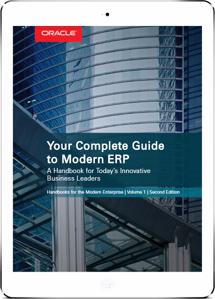 Download ERP Cloud Handbook: Your Complete Guide to Modern ERP