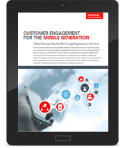Modernize Customer Engagement for the Mobile Generation