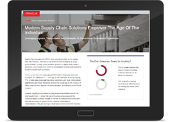 Moderm supply chain solutions