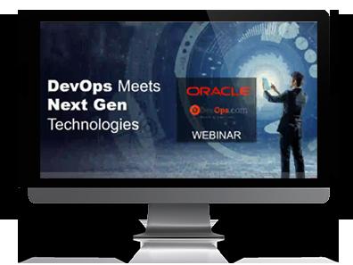 Webcast DevOps Meets Next Gen Technologies