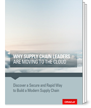 Supply Chain Cloud eBook