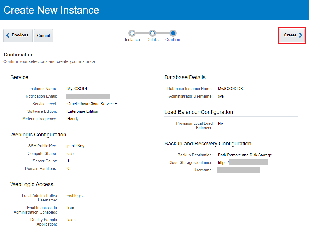 Provisioning oracle data integrator cloud service description of this image baditri Gallery