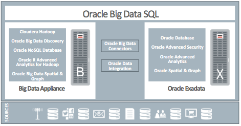 Oracle Big Data Management System