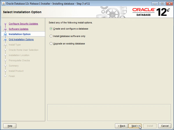latest version of oracle database