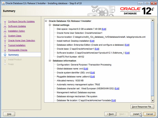 oracle db windows how to start it