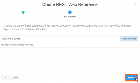 Creating and Using a RESTful Web Service in Application