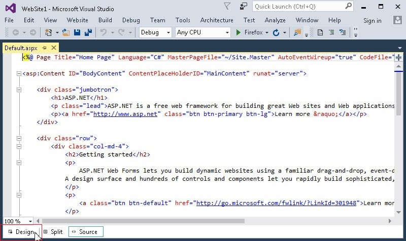 Building ASP NET Web Applications with Oracle Developer