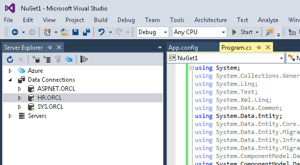 how to add new table in entity framework code first