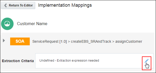how to add criteria in expresion