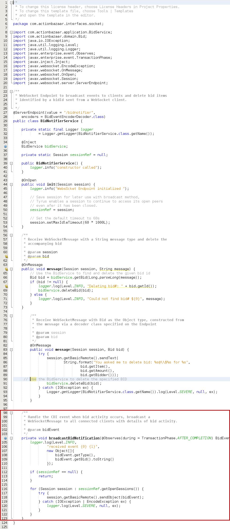 Oracle weblogic server 1213 developer guide enabling java ee 7 view image baditri Images
