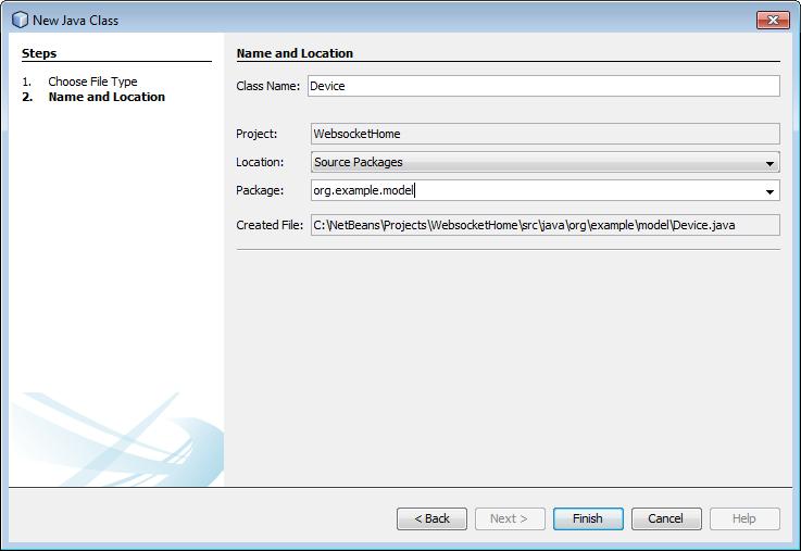 Java EE 7: Building Web Applications with WebSocket