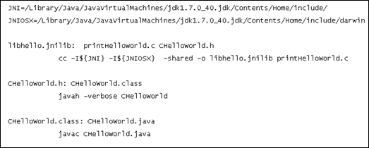 how to make a java file execute a program