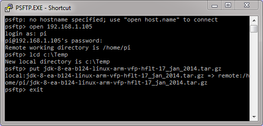 error opening zip file or jar manifest missing