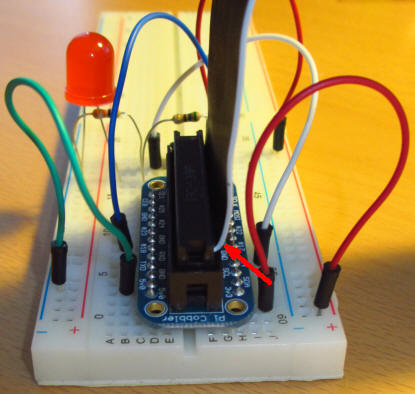 Working with GPIO by Using Java Embedded and a Raspberry Pi