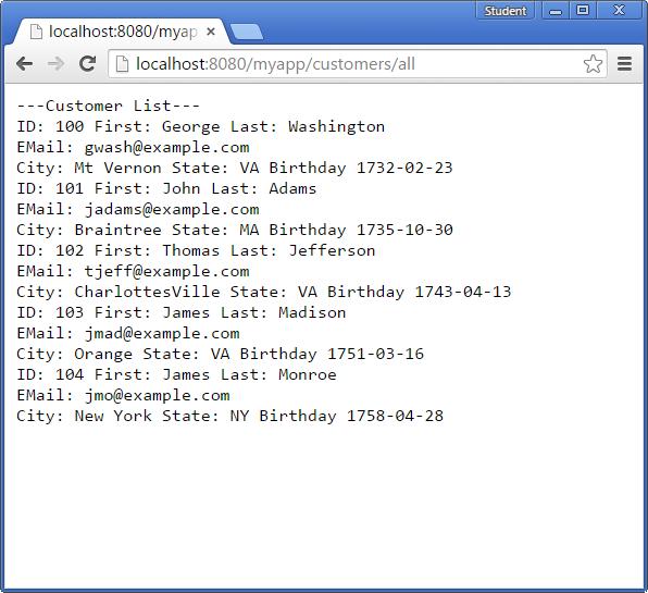 Intellij Soap Web Service Example