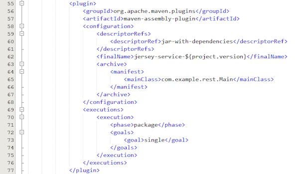 Java Se 8 Creating A Basic Rest Web Service Using Grizzly Jersey