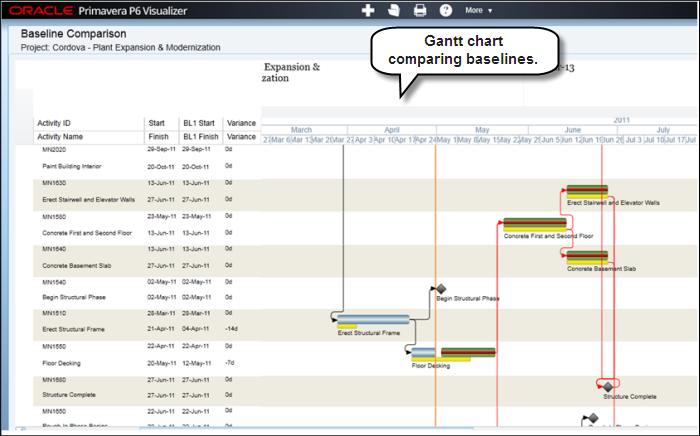 primavera sample project pdf download