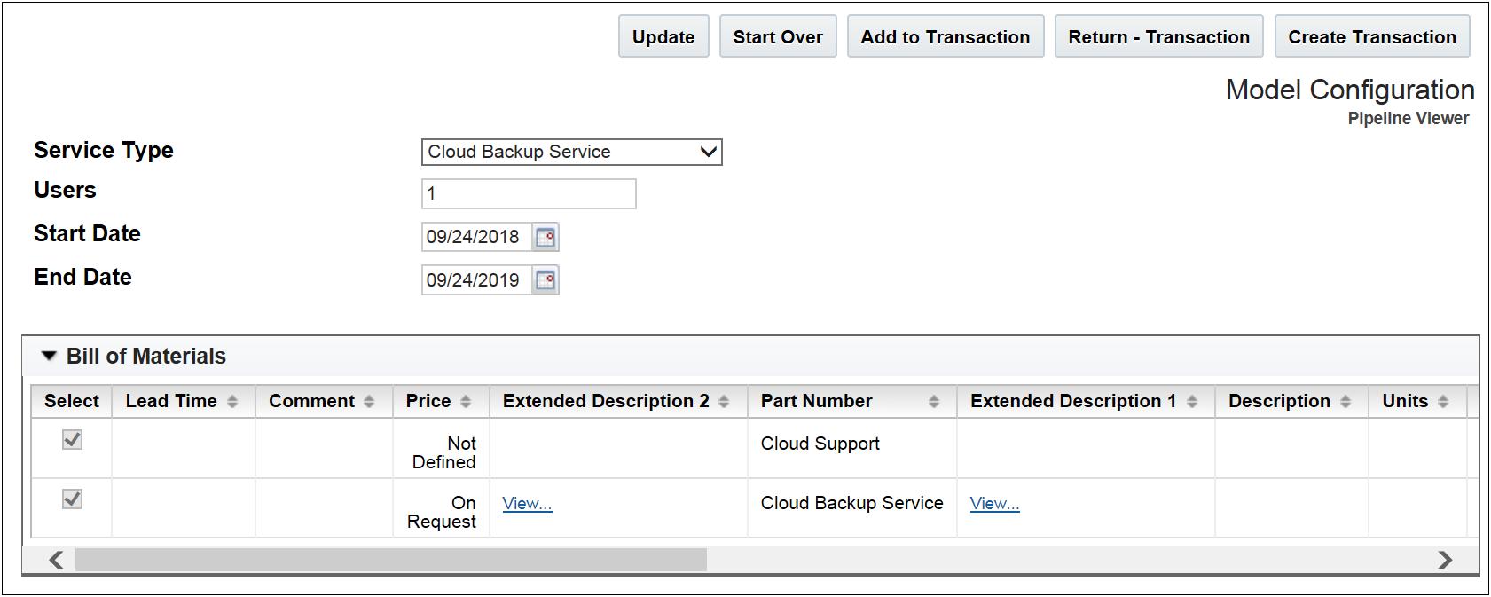 Oracle CPQ Cloud 19A What's New