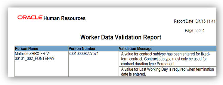 Oracle Global Human Resources Cloud Release 11 What's New