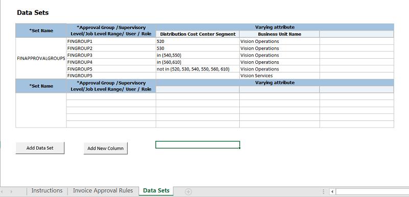 Oracle Financials Cloud R13 Updates 18a 18c