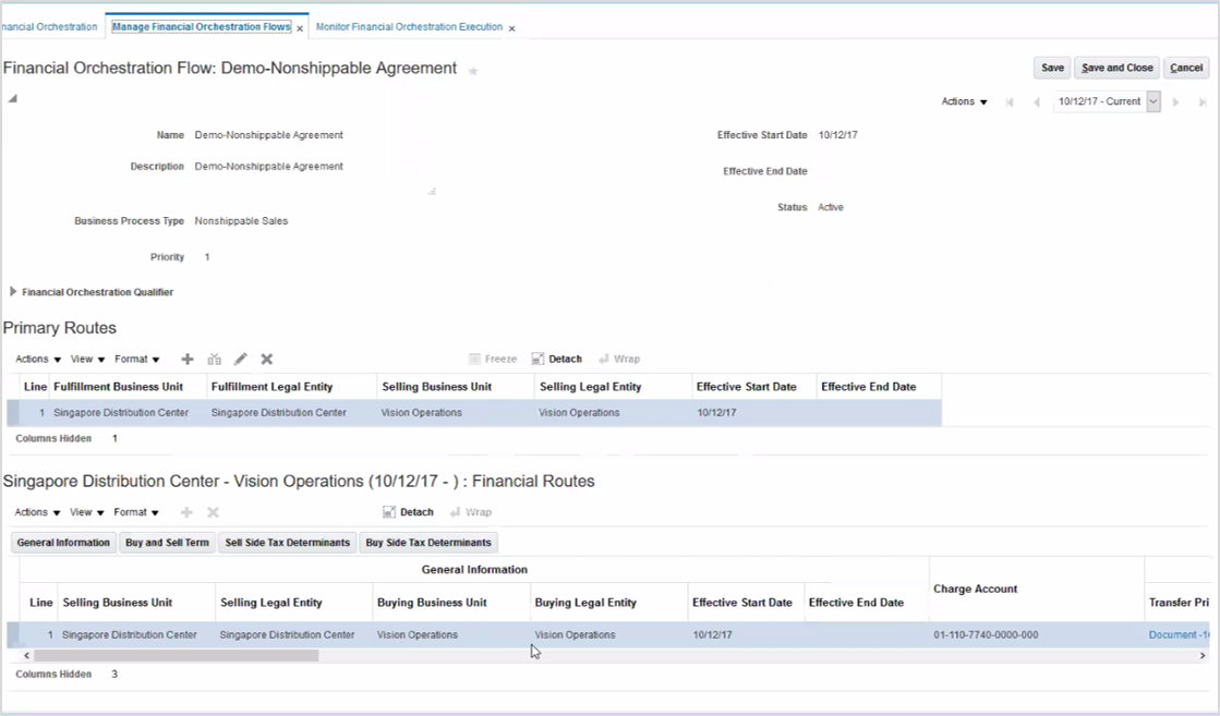 Oracle Inventory and Cost Management Cloud R13 (updates 18A - 18C)