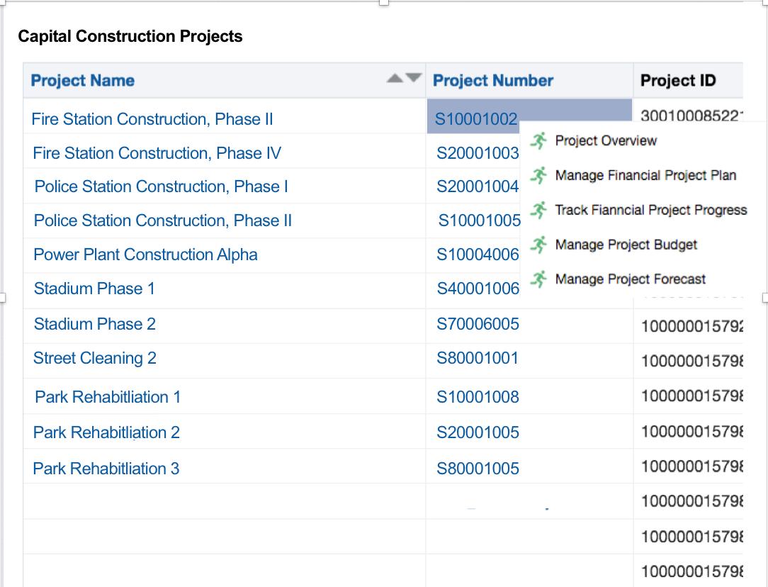 Oracle Project Portfolio Management Cloud R13 Updates 18A