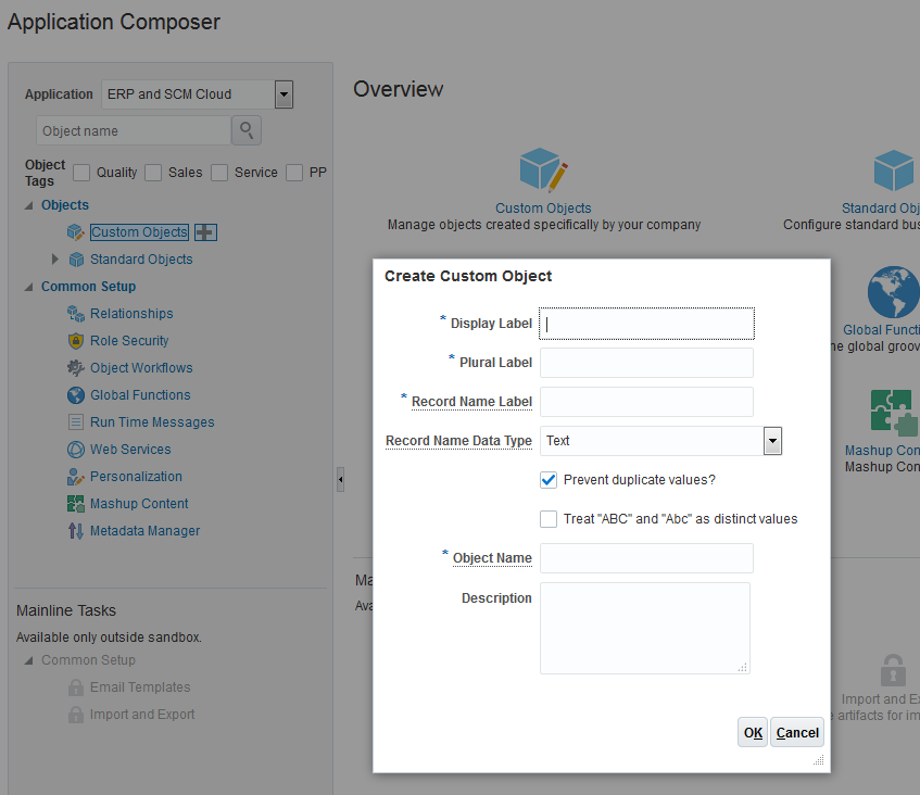 Create Or Update An Instance Of The Custom Object Using Automatically Generated REST Service