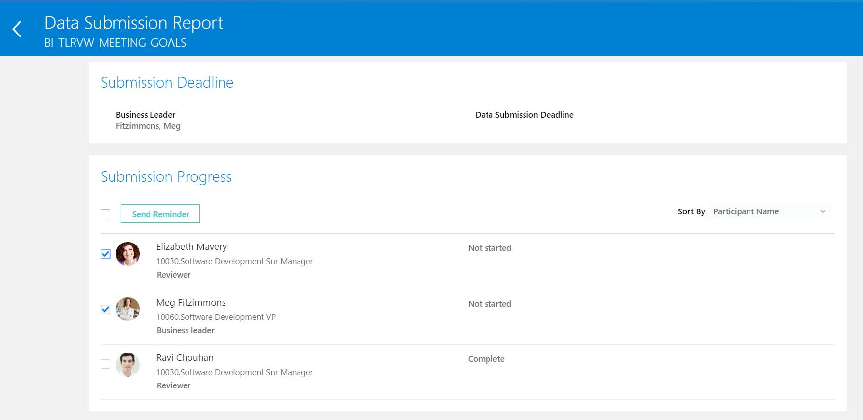 Oracle Talent Management Cloud 19B What's New