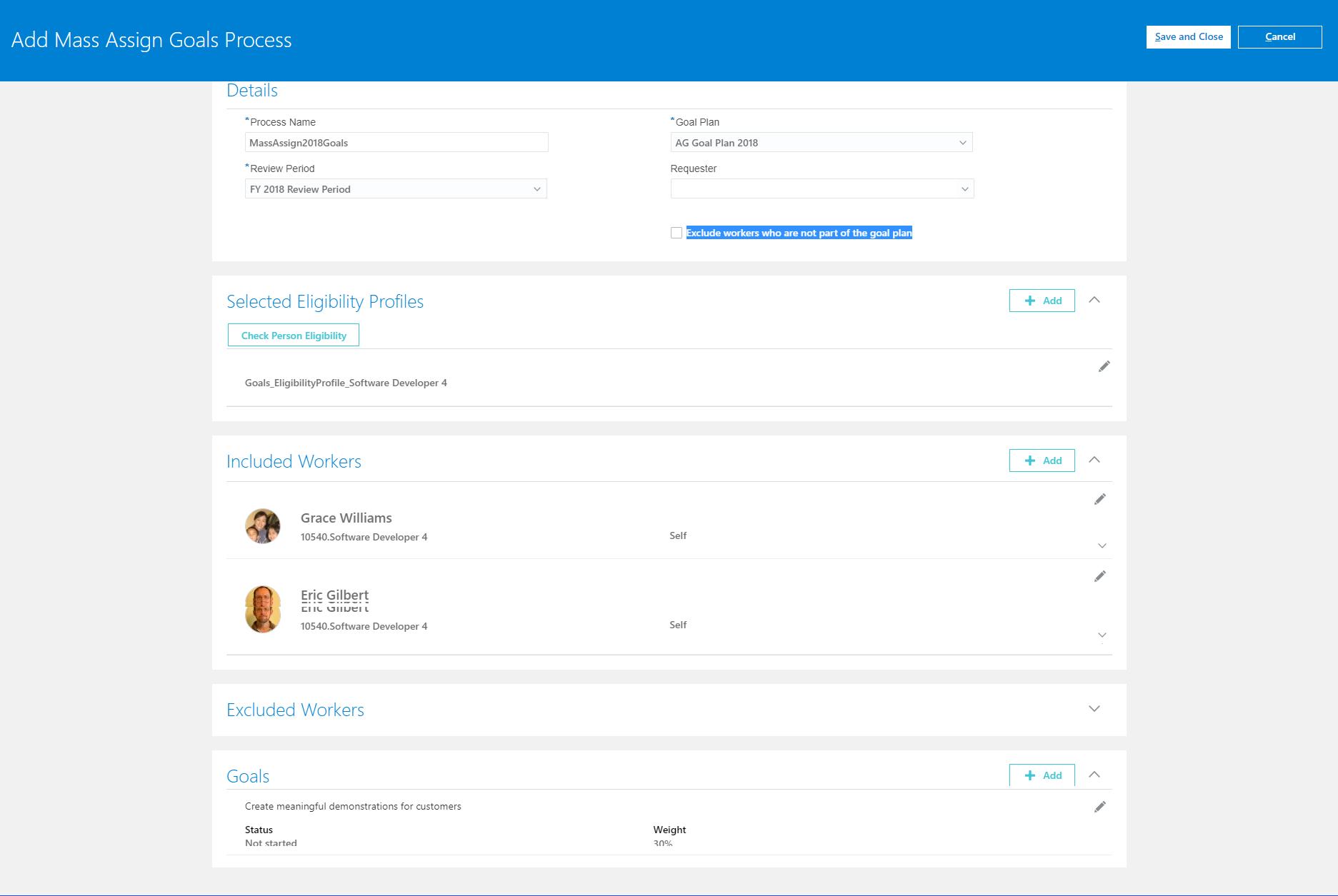 Oracle Talent Management Cloud 19C What's New