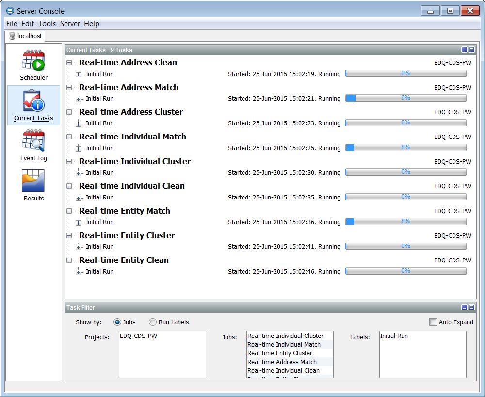 Debugging EDQ-CDS / Siebel Matching Issues